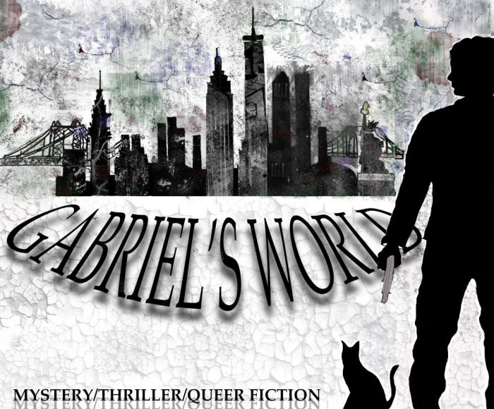 Gabriel's World Logo, New Design